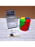 Головоломка MoFangJiaoShi Barrel Redi Cube