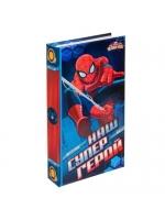 Фотоальбом 300 фото 10х15 см Наш супергерой Человек-паук