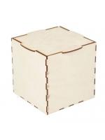 Шкатулка для росписи Короб деревянная 6 деталей
