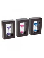 Часы песочные рамка прямоугольная декоративные