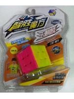 Скоростной кубик Рубика брелок 3х3 35 mm Yuxin