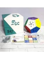 Скоростная головоломка YJ MGC Megaminx M